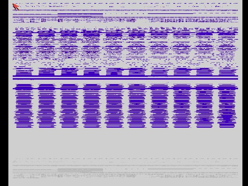 OS41FE Garbled Screen